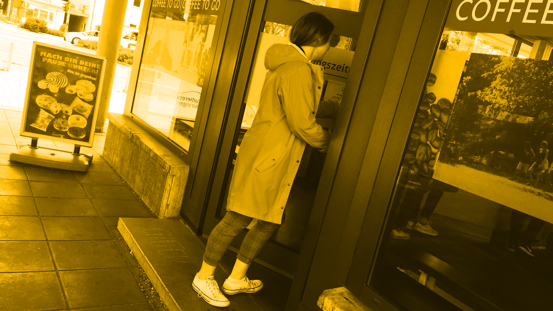 Unboxing Glasbox: Drücken statt Ziehen – ein ständiger Kampf