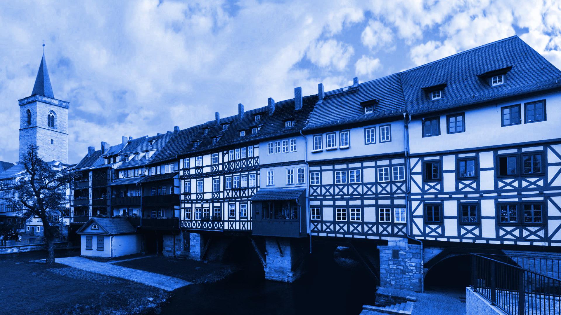 Krämerbrückenfest – Es gibt tatsächlich ein, zwei, drei coole Ecken