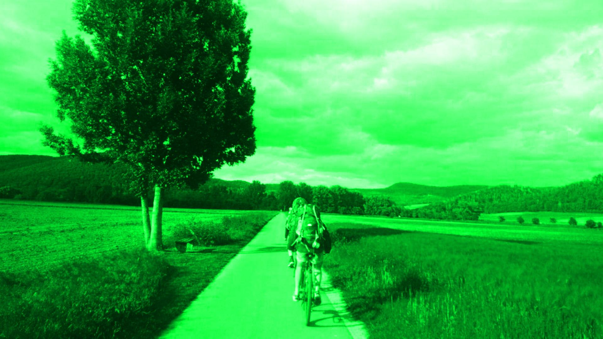 Von Erfurt nach Kassel – Reisebericht einer Fahrradtour