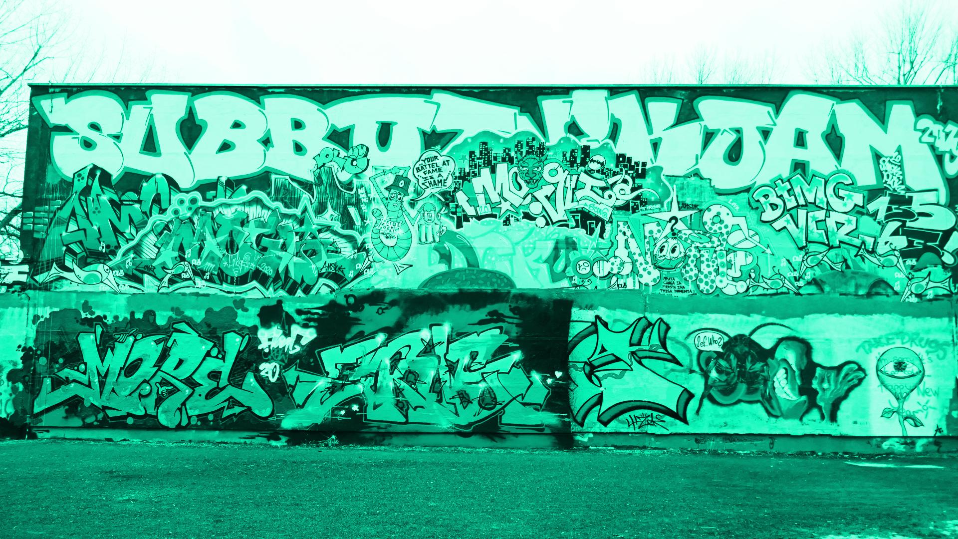 Von trist und eintönig, zu kreativ und farbenfroh – Die Urban Art Szene in Erfurt